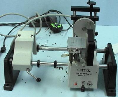 Unitek Micropull I Model 6-092-03 Pull Strength Tester