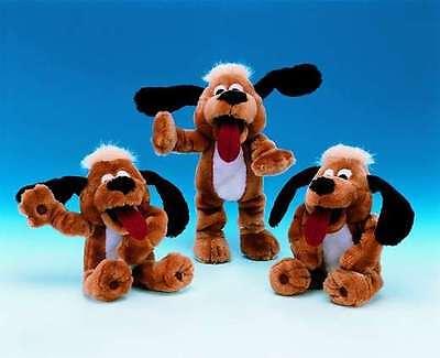 Lumpi Stofftier Kuscheltier Plüschtier Spieltier für Kinder Hunde Spielzeug ()
