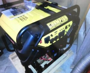 Champion 12 000 Watt Generator