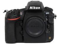Nikon D810 36.3MP DSLR Body Only