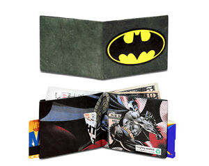 The Original TYVEK MIGHTY WALLET. Batman new,