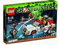 Brand new ghostbusters echo 1 lego set
