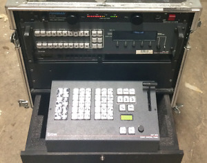 Extron SGs 408 Video Switcher USED