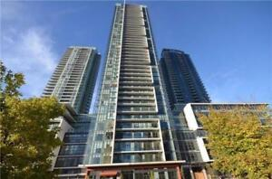 Sunny, Spacious, 2 Bed, 2 Bath Condo In The Heart Of Mississauga