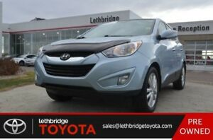 2010 Hyundai Tucson Limited TEXT 403.894.7645