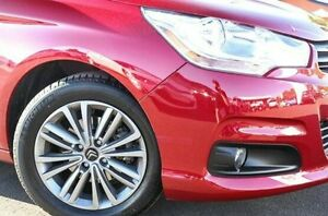 2013 Citroen C4 B7 e-HDi EGS Seduction Red 6 Speed Sports Automatic Single Clutch Hatchback Nunawading Whitehorse Area Preview