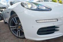2014 Porsche Panamera 970 MY14 GT Tiptronic White 8 Speed Sports Automatic Sedan Osborne Park Stirling Area Preview