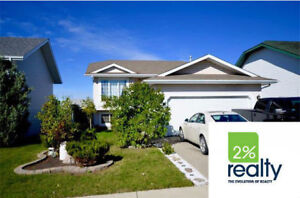 5 Bdrm Home, Attached Garage - Listed By 2% Realty