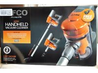 PIFCO HANDHELD VACUUM CLEANER FOR SALE