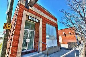 Beautiful, fully renovated multi level office building for lease