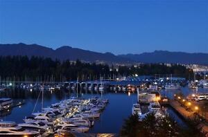 $7200 / 3br - 1734ft2 - Luxurious/ Water view Dt/Coal Harbour