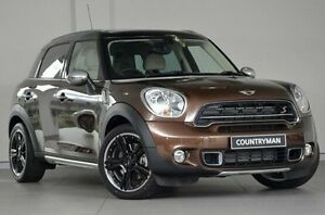 2015 Mini Countryman R60 MY15 Cooper S Brilliant Copper 6 Speed Sports Automatic Wagon Alexandria Inner Sydney Preview