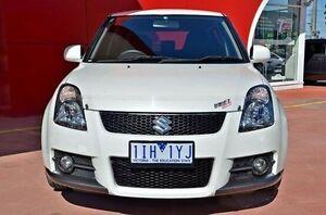 2009 Suzuki Swift RS416 Sport White 5 Speed Manual Hatchback Dandenong Greater Dandenong Preview