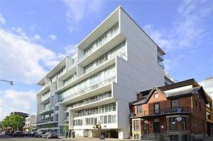 Beautiful Furnished Loft Living in King West - 2 bed 2 bath