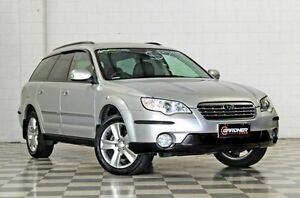 2007 Subaru Outback MY07 Premium Silver 4 Speed Auto Active Select Wagon Burleigh Heads Gold Coast South Preview