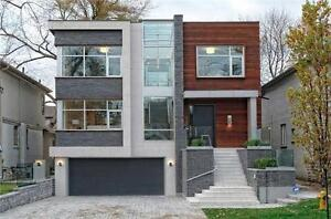 CONTEMPORARY LUXURY AVENUE RD & LAWRENCE