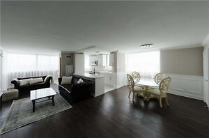 This Gorgeous Fully Renovated Condo Is A Must See! Open Concept,