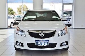 2013 Holden Cruze JH MY13 CDX White 6 Speed Automatic Sedan Morley Bayswater Area Preview