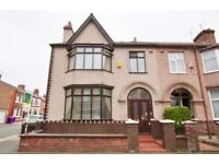 Elm Hall Drive, Mossley Hill L18 - Three story 5 bed house to let in much sought after location