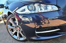 2015 Jaguar XJ X351 MY15 Premium LWB Luxury Blue 8 Speed Sports Automatic Sedan Osborne Park Stirling Area Preview