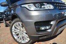 2015 Land Rover Range Rover Sport L494 16MY SDV6 CommandShift SE Corris Grey 8 Speed Sports Automati Osborne Park Stirling Area Preview