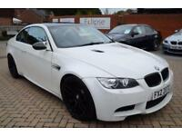 2007 BMW M3 4.0 M3 V8 2D 415 BHP COUPE MANUAL WHITE OVER £5K EXTRAS