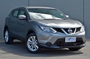 2015 Nissan Qashqai J11 ST Silver 1 Speed Constant Variable Wagon Cranbourne Casey Area Preview