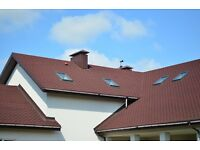 *ROOF CLEANING* REPAIRS & MAINTENANCE * GUTTER CLEANING & REPAIRS *