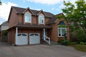 Detached House For Rent @Markham 14&9Th Line For $2700/Month