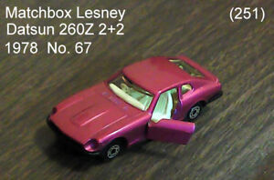 Matchbox - Lesney England - Super MINT Condition