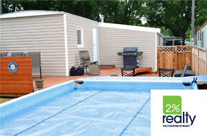 Relax In Your Pool Ths Summer In Ths Backyard Oasis-Listed by 2%