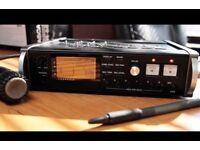 Tascam DR680 professional multi track audio recorder