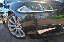 2013 Jaguar XF X250 MY13 Luxury Grey 8 Speed Sports Automatic Sedan Osborne Park Stirling Area Preview