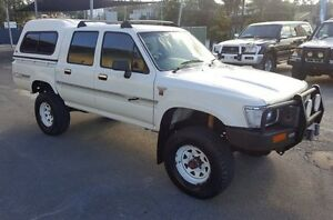 1993 Toyota Hilux LN106R (4x4) 5 Speed Manual 4x4 Burleigh Heads Gold Coast South Preview