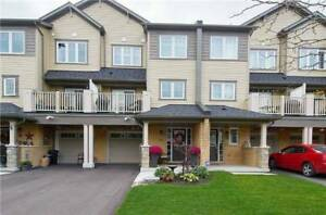 Modern Freehold Townhouse In Sought After North Oshawa!
