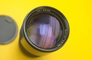Zeiss 180mm f2.8 Sonnar T* Contax + Micro 4/3 mount