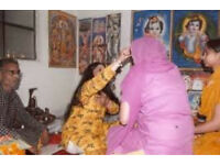 Mata Shri Devi Ji World renowned famous Psychic , top lady astrologer , life coach and tantrik