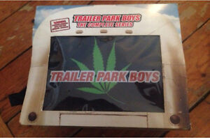 Trailer park boys box set + Xmas special and movie
