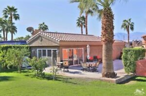 TURN KEY RV RESORT VACATION HOME IN PALM SPRINGS CALIFORNIA.