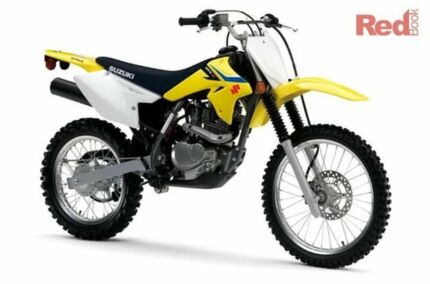 2018 Suzuki DR-Z125L Off Road Bike 125cc Ringwood Maroondah Area Preview