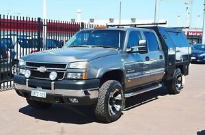 Used SILVERADO 2500 HD LTZ TURBO DIESEL AUTOMATIC UTE Morley Bayswater Area Preview