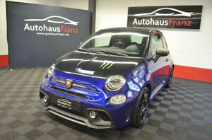 Abarth  595 Monster Energy Yamaha*one of 2000 *Navi*
