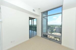 Large two bedroom near High Park and Lakeshore.