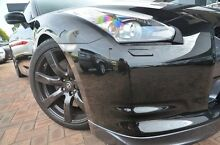 2009 Nissan GT-R R35 Premium DCT AWD Obsidian Black 6 Speed Sports Automatic Dual Clutch Coupe Osborne Park Stirling Area Preview