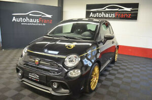 Abarth 595 Scorpioneoro*one of 2000*Navi*Xenon*