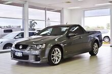 2010 Holden Commodore VE II SS-V Redline Edition Alto Grey 6 Speed Automatic Utility Morley Bayswater Area Preview