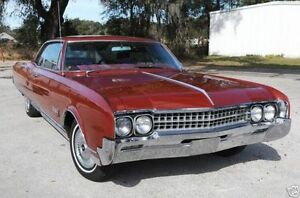 1966 Olds 98 2 DR H/T 375hp Starfire Motor