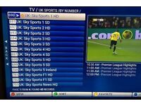 Magbox 250 & 254 and 12 months IPTV ultra HD