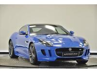 2017 JAGUAR F-TYPE COUPE SPECIAL EDITION