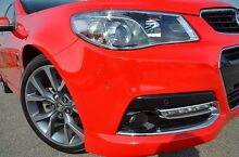 2014 Holden Commodore VF MY15 SS V Red 6 Speed Sports Automatic Sedan Bayswater Bayswater Area Preview